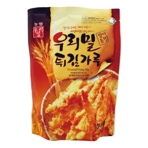 발아통밀튀김가루(500g)