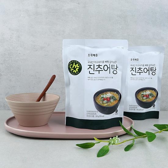진추어탕(500g)