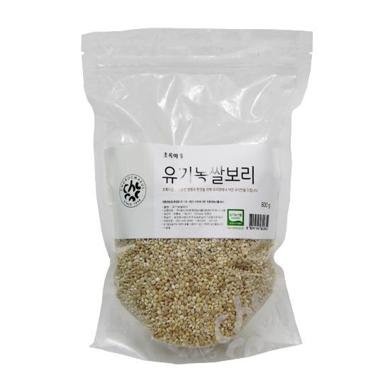 유기농쌀보리(800g)