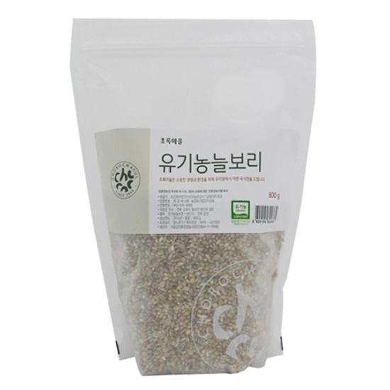 유기농늘보리(800g)