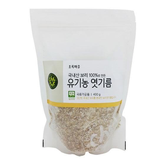 유기농엿기름(400g)