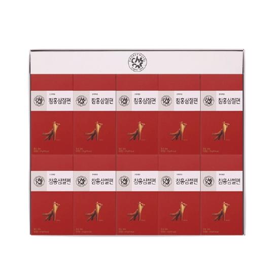 참홍삼절편(20g×10입)