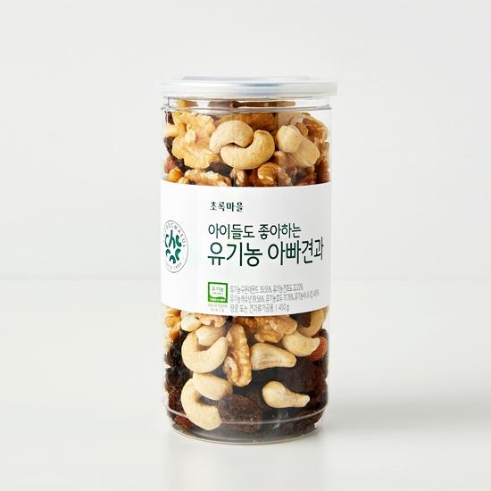 유기농아빠견과(450g)