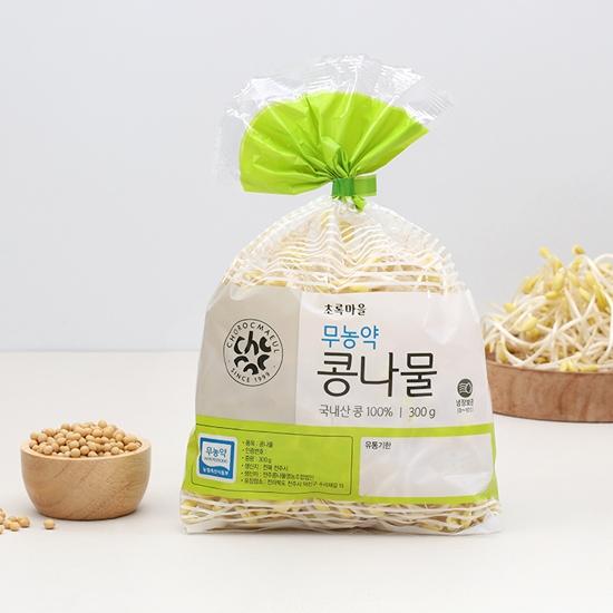 무농약콩나물 (300g)