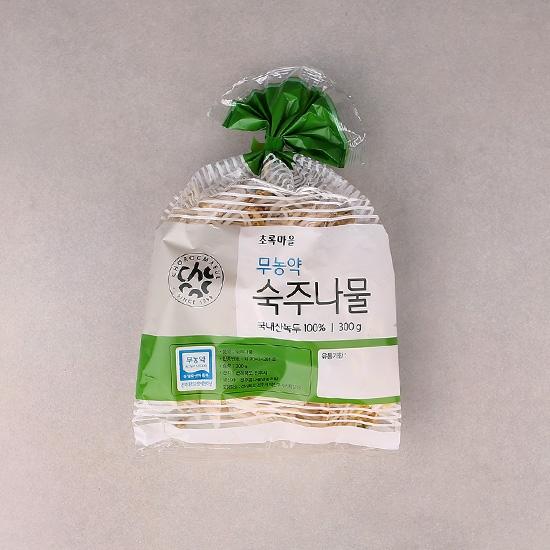 무농약숙주나물 (300g)
