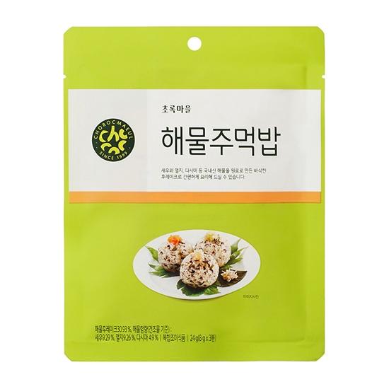해물주먹밥 24g(8g×3봉)