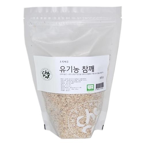 유기농참깨(500g)