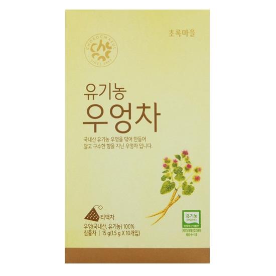 유기농우엉차(1.5g*10개입)