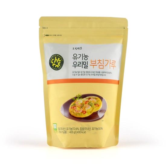 유기농우리밀부침가루(400g)