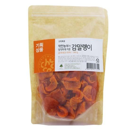 [기획]착한농부감말랭이(390g)