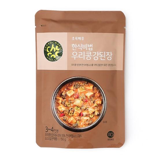 한식비법우리콩강된장(150g)