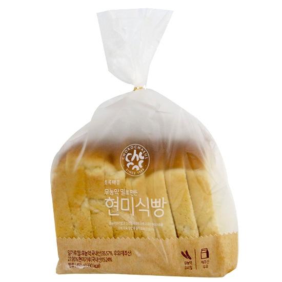 현미식빵(450g)