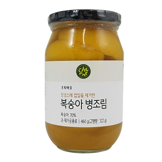 복숭아병조림(460g)
