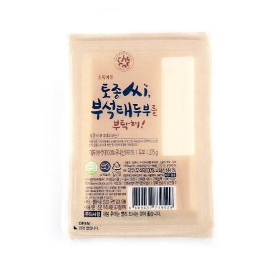 토종씨부석태두부(275g)
