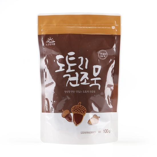 도토리건조묵(100g)