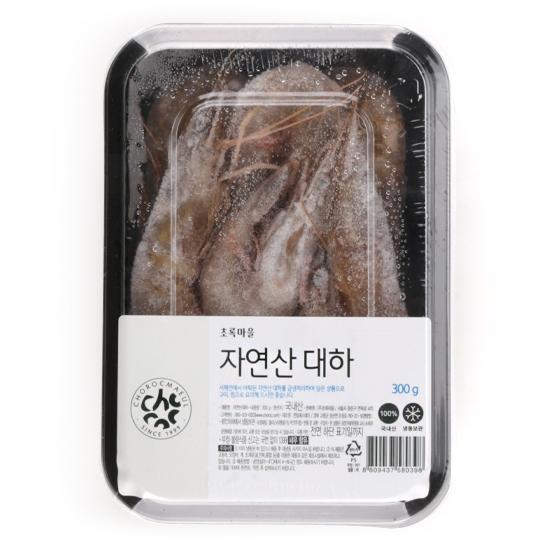 자연산대하(냉동/300g)