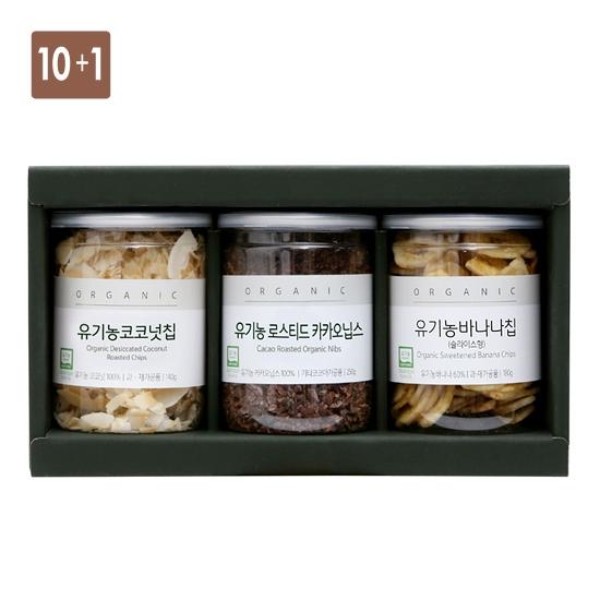 가족사랑유기농견과세트3호