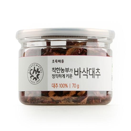 착한농부바삭대추(70g)