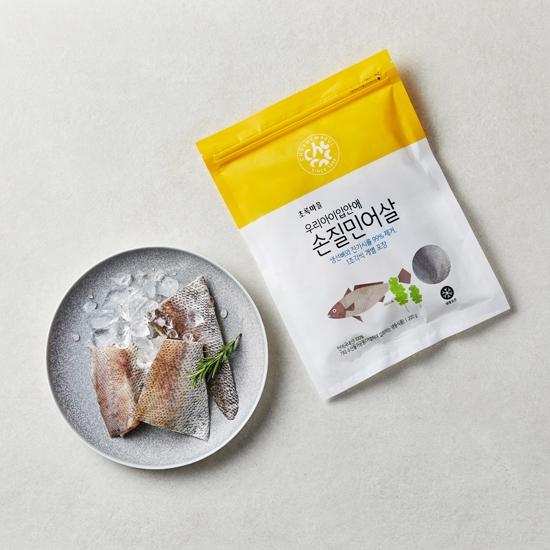 우리아이입안애손질민어살(200g)