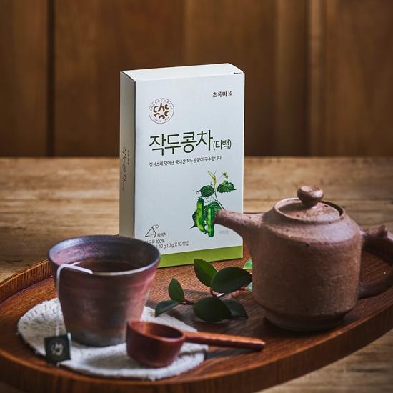 작두콩차(티백/1.0g×10개입)