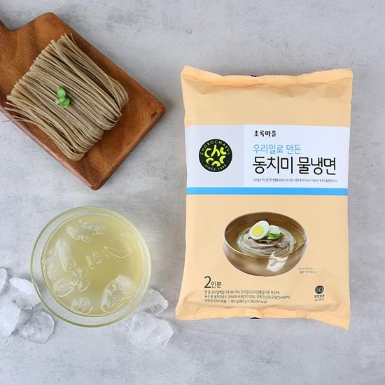 우리밀로만든동치미물냉면(480g×2)