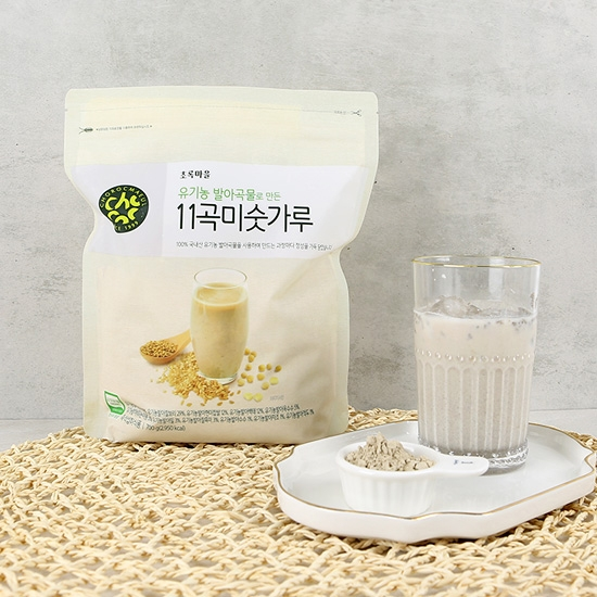 유기농발아곡물로만든11곡미숫가루(700g)