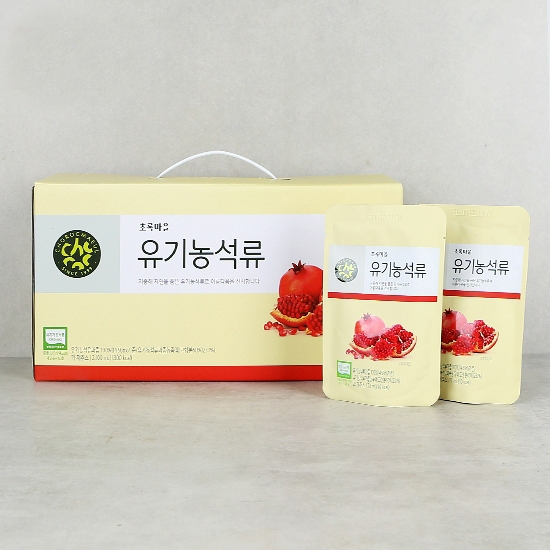 유기농석류(70mL×30개입)