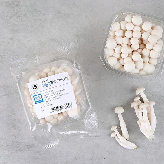 무농약흰색만가닥버섯 (150g)