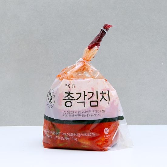 총각김치(1kg)