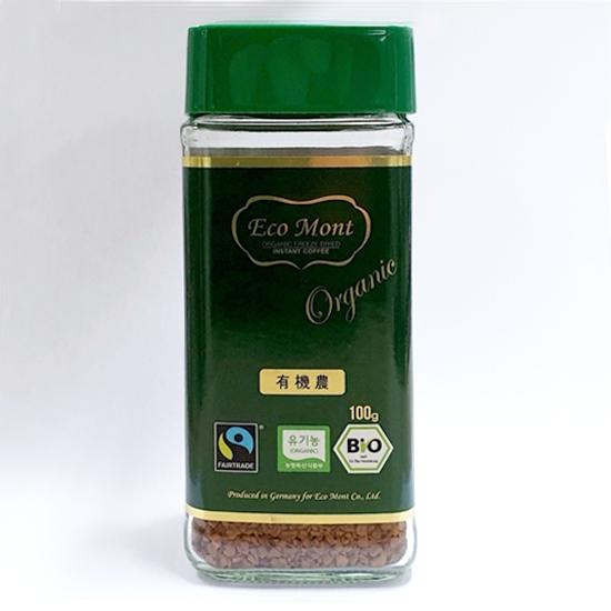 에코몽유기농인스턴트커피(100g)