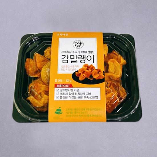 정직선별감말랭이(300g)