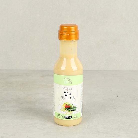 발효샐러드소스(230g)