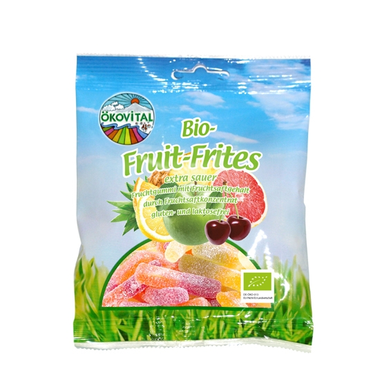 와코비탈유기농과일막대모양젤리(100g)