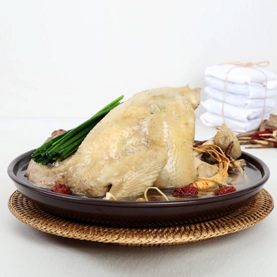조아라한방토종닭(1.5kg)