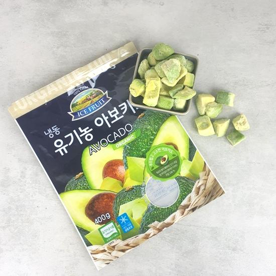 냉동유기농아보카도(400g)