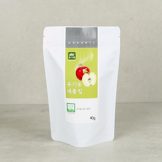유기농애플칩(40g)