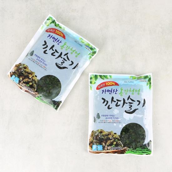 동강청정 깐다슬기(350g)