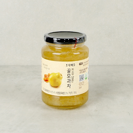 진심 담은 꿀모과차(550g)