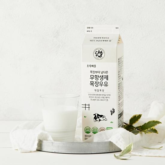 무항생제목장우유(900mL)