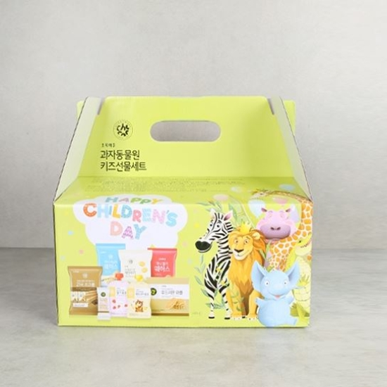 과자동물원키즈선물세트
