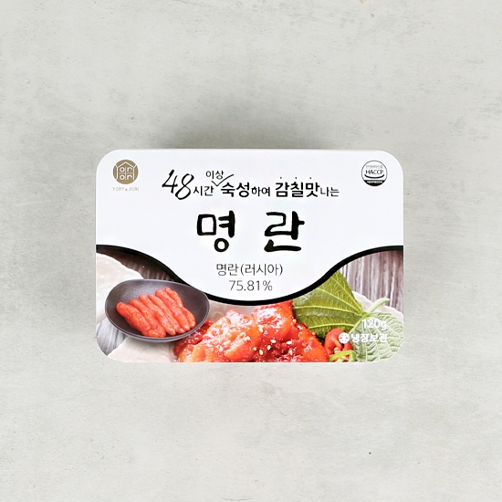 감칠맛나는명란(150g)