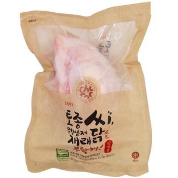 토종씨무항생제재래닭(삼계용/600g)