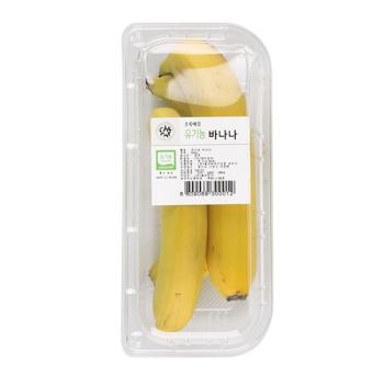 유기농바나나(팩/500g)