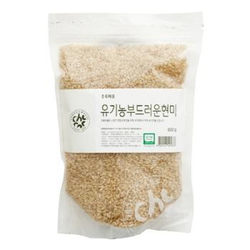 유기농부드러운현미(800g)