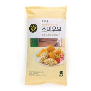 국내산콩두부로만든조미유부(162g)