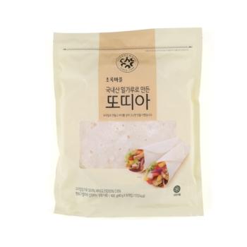 국내산밀가루로만든또띠아(400g)