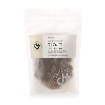 무농약연근으로만든건연근 (120g)