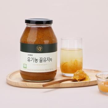 유기농꿀유자차(1kg)