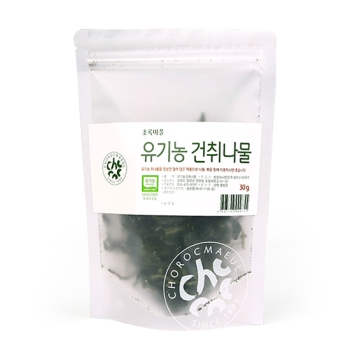 유기농건취나물 (30g)