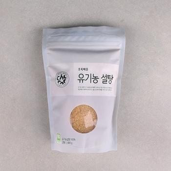 유기농설탕(480g)